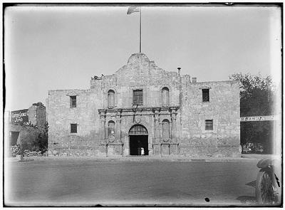 El alamo de San Antonio de Texas