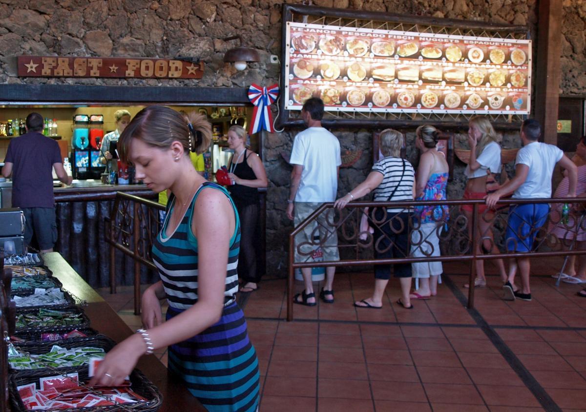 Fast Food | Rancho Texas Lanzarote Park